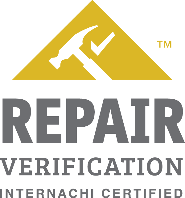 Construction Repair Verification inspection in Utah County